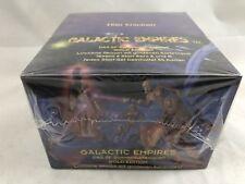 "GALACTIC EMPIRES (GERMAN) GOLD EDITION STARTER SETS 6 ""A"", 6 ""B""  SEALED BOX"