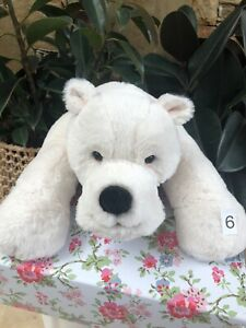 Thaw 6 Charlie Bears Plush Polar Bear 2020 Bearhouse Collection Soft Toy