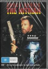 THE HITMAN DVD=CHUCK NORRIS=REGION 4 AUSTRALIAN RELEASE= BRAND NEW AND SEALED
