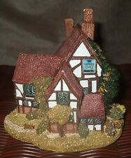 Lilliput Lane * Vintage Crown Inn* 1989 * with Deed & Box