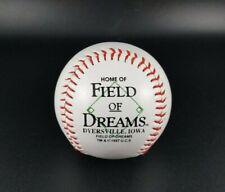 Home of Field Of Dreams Dyersville, Iowa 1997 U.C.S Baseball Ball Souvenir