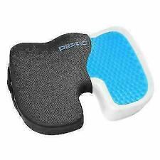 Seat Cushion GEL Pillow Coccyx Orthopedic Memory Foam Back Pain Relief Chair