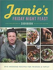 Jamie's Friday Night Feast Cookbook New Book