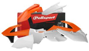 Polisport plastic kit - 2016 colors - KTM 250/350/450 SXF XCF 2016-2018 _90679