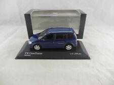 Minichamps 400 056170 2006 VW Cross Touran in Blue Ltd Ed. 1 of 1008