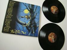 Iron Maiden ‎– Fear Of The Dark LP  VINYL