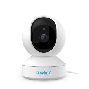 Reolink 5MP WiFi PTZ Security Camera 3X Optical Zoom Pan Tilt 2.4G 5G E1 Zoom