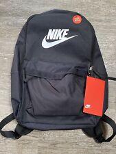 2020 Nike Heritage 2.0 Big Logo Backpack Back Pack Book Bag - Laptop
