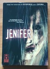 dvd - Dario Argento's - JENIFER - Masters of Horror - ANCHOR BAY - 1° EDITION !!