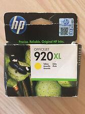 HP 920XL High Yield Yellow Original Ink Cartridge CD974AE