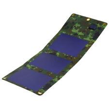 Cargador solar portátil flexible 3W para todas condiciones climáticas PowerNeed