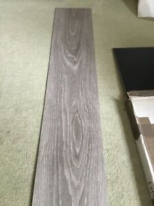 expona poly floor grey lined oak 4082 Lino wood effect vinyl flooring
