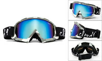 Cloud 9 - Unisex Snow Ski Goggles Snowboarding Transformer Anti-Fog Dual Lens
