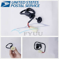 Motorcycle ATV Scooter Ignition Switch Key For 1995-2003 TRX400 Foreman 400 4x4