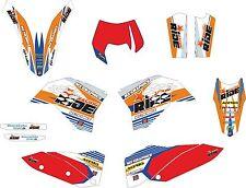 Enduro Dekor RR KTM EXC 2008-2011 Full Kit