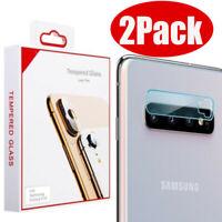 For Samsung Galaxy S10/E/Plus/5G Camera Lens Tempered Glass Screen Protector CA