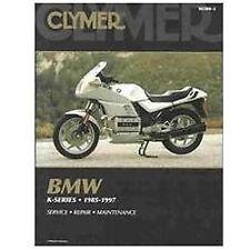 BMW K-Series 1985-1997 (Clymer Motorcycle Repair), Penton Staff