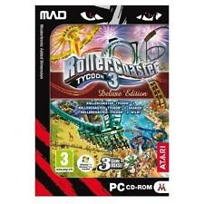 ROLLER COASTER TYCOON 3 - DELUXE EDITION (PC)