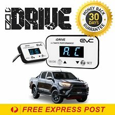 iDrive for TOYOTA HILUX 2015-Onwards WindBooster Throttle Control EVC171