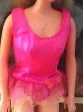 Outfit Barbie ballerina tutù  originale anno 70 era superstar