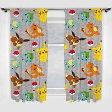Pokémon Curtains for Children