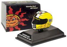 Minichamps Valentino Rossi AGV Helmet MotoGP Winter Test 2009 - 1/8 Scale