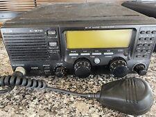 New listing Icom Ic-M710 Marine Ssb Radio