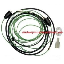 chevy tail light wiring back up reverse light wiring harness kit 55 56 chevy bel air nomad 150 210