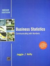 Business Statistics: Communicating with Numbers (Indian Edition)