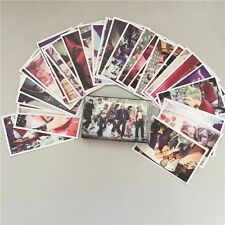 30PCS SET BTS LOMO CARD Bangtan Boys New Album WINGS KPOP MINI Photo Poster