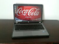 "HP Pavilion g7-1070us Core i3 M380 @ 2.53GHz 4GB RAM 500GB HDD 17.3"" Laptop PC"