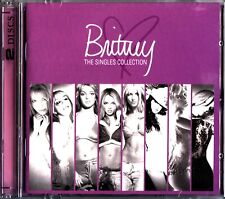 BRITNEY SPEARS The Singles Collection CD/DVD Videos NEW OZ Best of/Greatest Hits