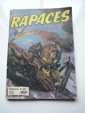 RAPACES  :  MENSUEL  No : 367  BY IMPERIA  1981