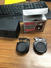 Gemini Auxiliary Lens Set Telephoto & Wide Angle Lens for Minolta Talker AF-SV