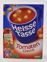 Erasco Heisse Tasse 3 Beutel  Tomaten Creme