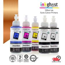 5x 100ml ink Canon compatible cli651 pgi650 cli-651 pgi650 mg5460 ip7260 mx926