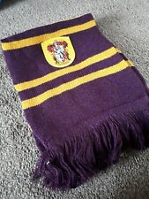 HARRY POTTER GRYFFINDOR SCARF GREAT QUALITY NEW