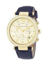 Polierte mechanisch - (automatische) Armbanduhren für Damen