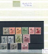 AFRIKA 1880-1970 nur bessere gesuchte WERTE ca 4400€(B8908d