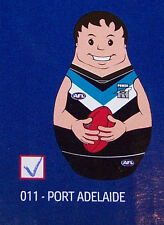 Port Adelaide Power AFL Kids Original Inflatable Tackle Buddy 1m Tall New