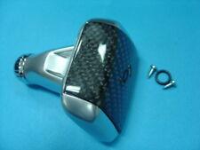 CARBON FIBER SLS STYLE SHIFT KNOB FOR MERCEDES W210 W163 W208 R129 W168 R170