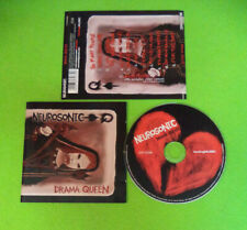 CD NEUROSONIC Drama Queen 2006 Germany BODOSMUSIC 0172635BDM no lp dvd mc (CS29)