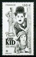 France Film Stamps 2021 MNH Charlie Chaplin The Kid 100 Yrs Actors People 1v Set