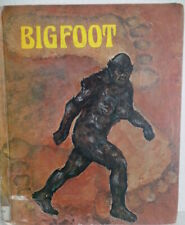 Vintage Bigfoot Ian Thorne Search for the Unknown Yeti Photos Illustrations Book