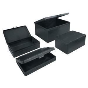 1 x Teknis BCP23013031F ESD Conductive Utility Box 230 x 130 x 31mm With Foam