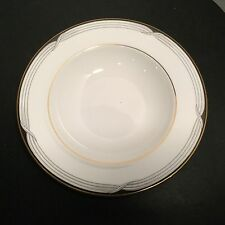 Lenox - Erica - Rimmed Soup Bowl - ONE - 1 - Debut Collection -   FLAW