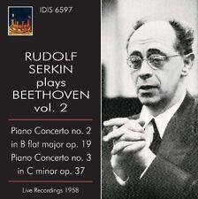 Beethoven / Serkin - Rudolf Serkin Plays Beethoven [New CD]