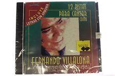 12 Pistas Para Cantar Como Fernando Villalona CD