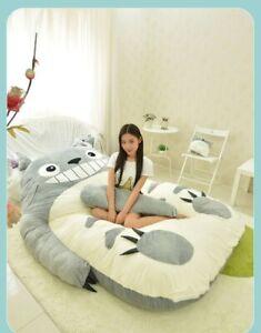 2020 Totoro lazy mattress cartoon single cushion thick tatami sleeping mat home
