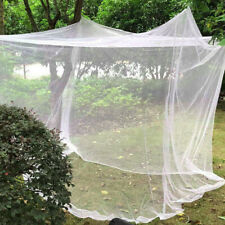 Large White Camping Mosquito Net Indoor Outdoor Storage Bag Insect Tent Mosquito